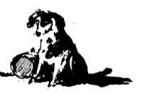"""chien """"garde-bousset"""""""