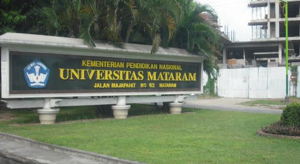 Penerimaan CPNS Dosen di Universitas Mataram Tahun 2017