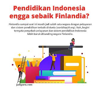 pendidikan indonesia dan finlandia