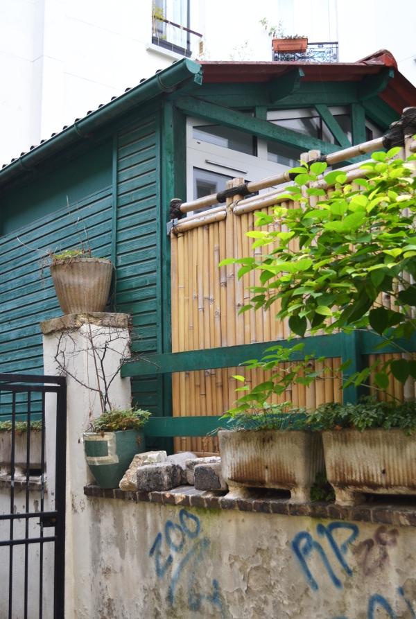 Art Et Glam La Villa Faucheur Paris 20e Une Curiosit