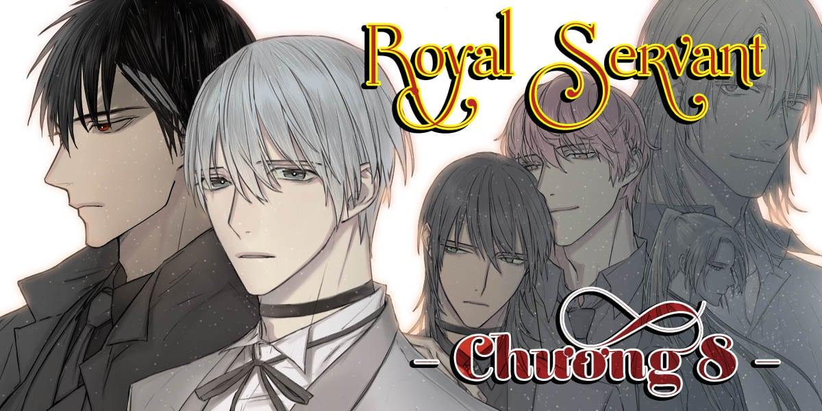 Trang 1 - Người hầu hoàng gia - Royal Servant - Chương 008 () - Truyện tranh Gay - Server HostedOnGoogleServerStaging