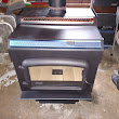 Drolet HT-2000 Extra Large Wood Stove