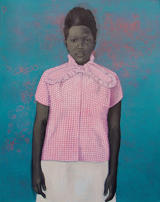 Well Prepared and Maladjusted (2008), Amy Sherald