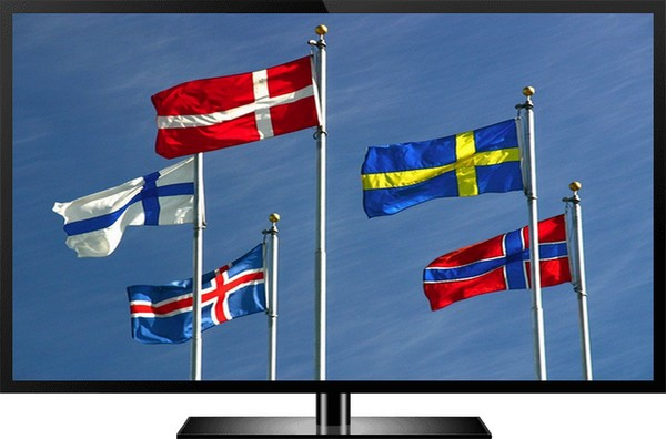 Scandinavia IPTV M3u List download