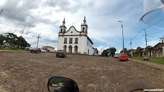 Igreja Matriz de Nossa Senhora da Conceição. Catas Altas/MG.