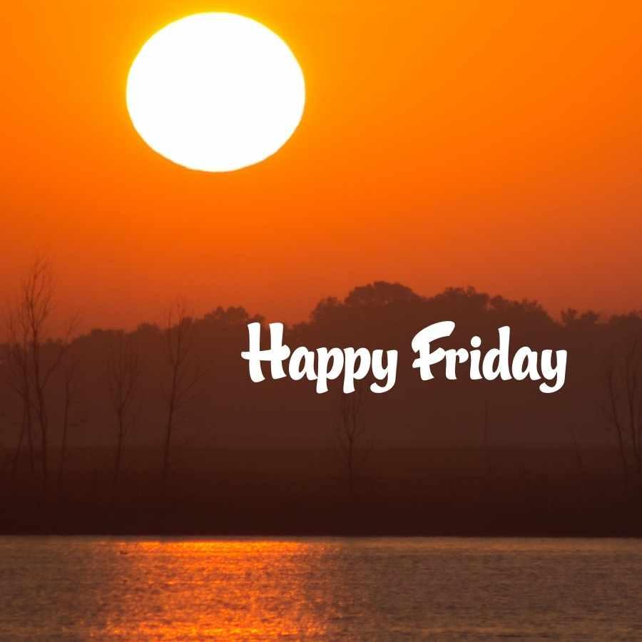 good morning friday wishes