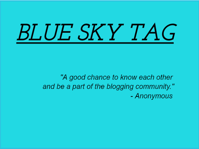 Update on Blue Sky Tag