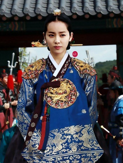 พระสนมอึยบิน ตระกูลซอง (Royal Consort Uibin Seong: 의빈 성씨)
