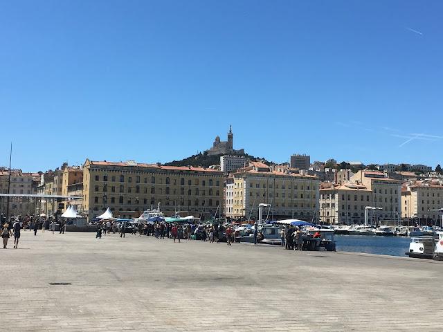 basilique Notre-Dame de la Garde Marseille France tourisme quoi faire