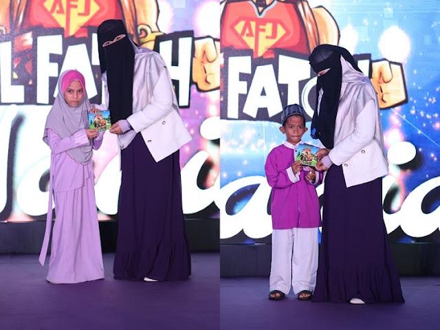 "Al-Fateh meraikan anak yatim sempena majlis ""Meet & Greet"" 2020"
