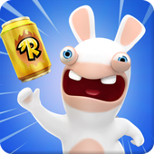 Rabbids Crazy Rush v1.3.2 Apk For Android Last Version Terbaru