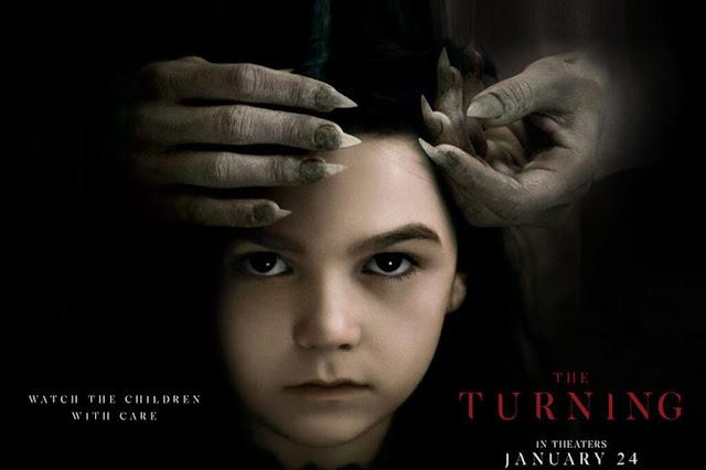 Poster de Os Órfãos, filme de terror que será lançado em 2020