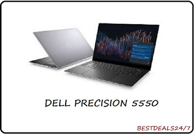 Dell Precision 5550 mobile workstation launched in India