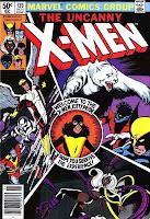 X-men v1 #139 marvel comic book cover art by John Byrne
