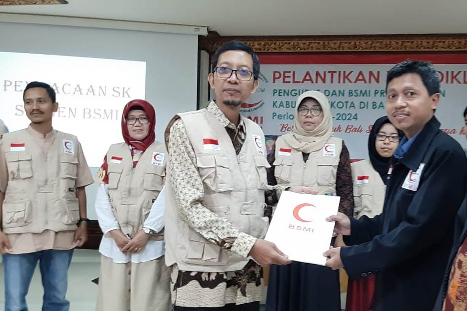 Hadir di Bali, BSMI Buktikan Bekerja Tanpa Sekat
