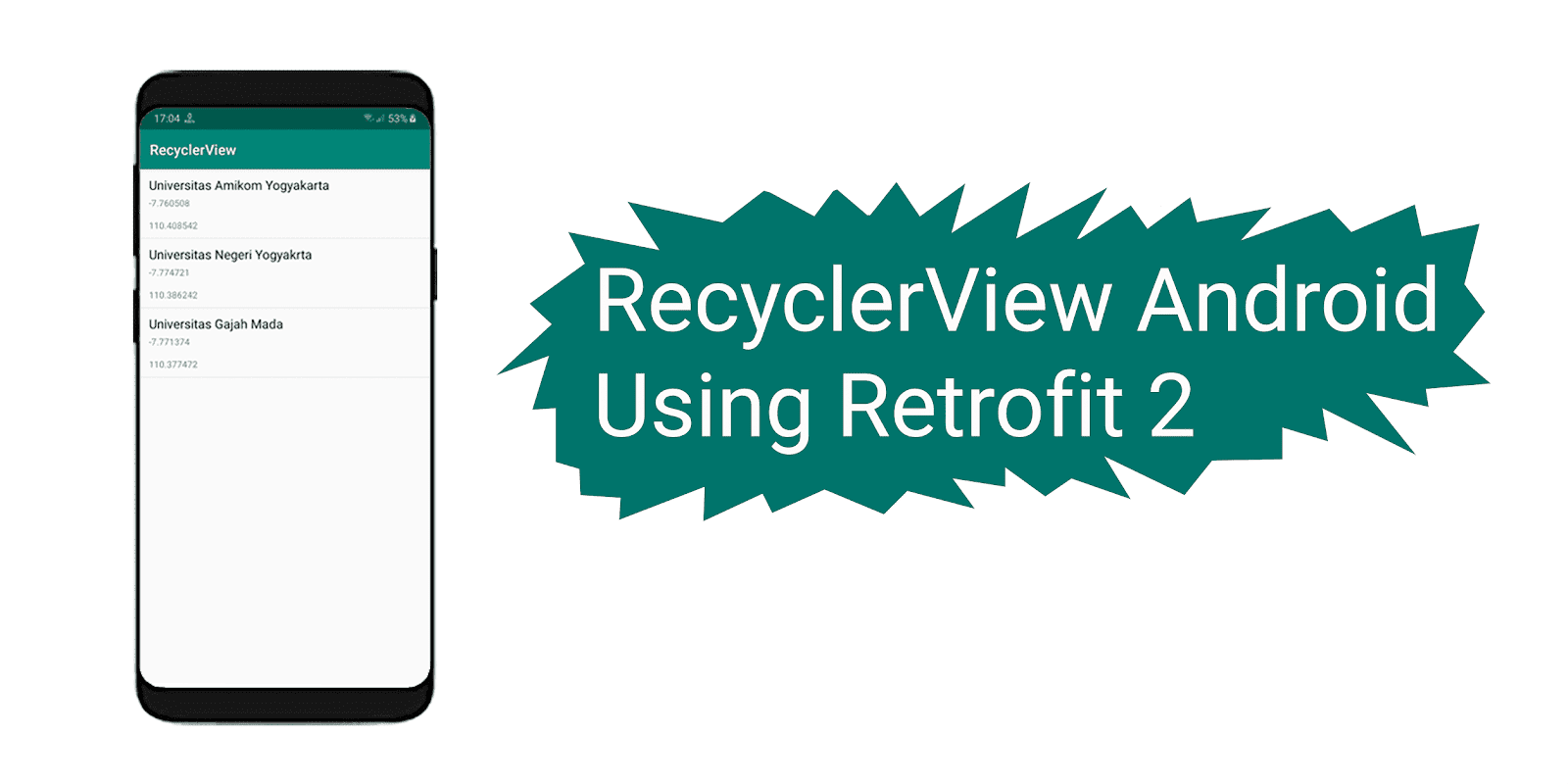 RecyclerView Android
