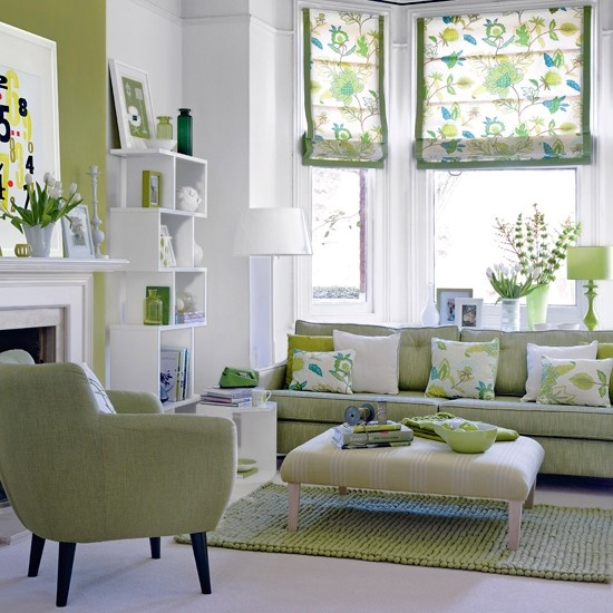 Green Home Design Ideas: Gaga For Green! And Four Giveaways!