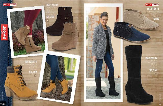 zapatos para las damas 2018