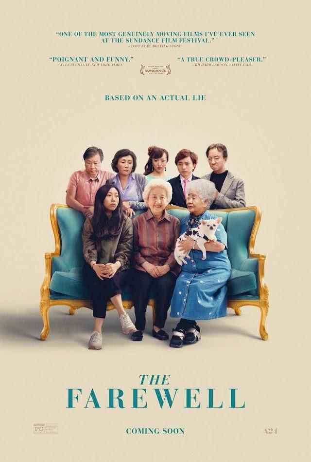 La Bogeria del Cine | The Farewell
