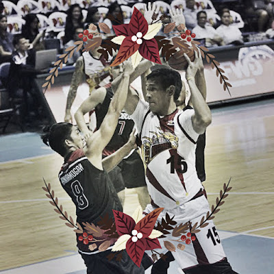 SMB's June Mar Fajardo's Monster Game Put Win-less Mahindra further down the Abyss