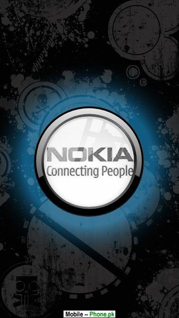 Nokia Logo Wallpaper | Free Wallpapers | 360 x 640 jpeg 35kB