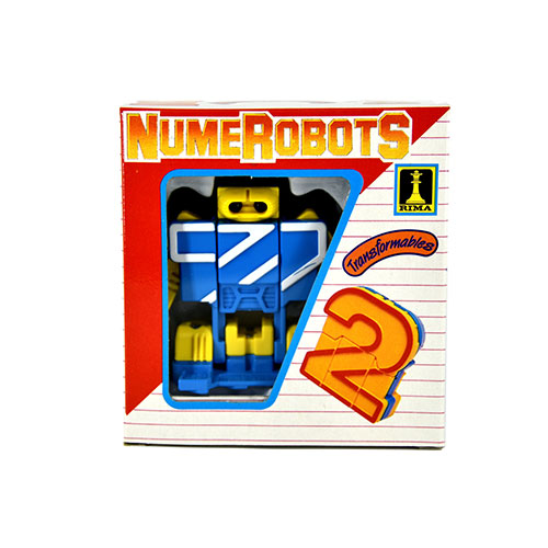 Numerobots Nº 2