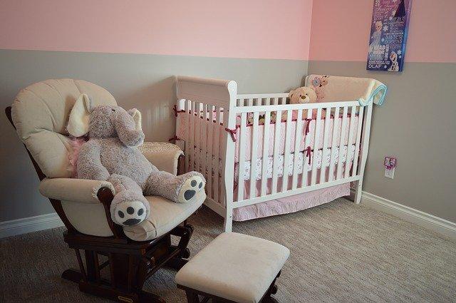 Tips dan Trik Menata Kamar Bayi Perempuan