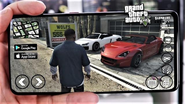 GTA5 Grand Theft Auto V Online