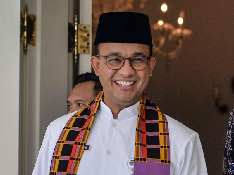 Survei Indikator Politik Indonesia: Anies Calon Kuat Presiden, Ganjar di Posisi Kedua
