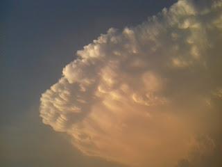 brown cloud