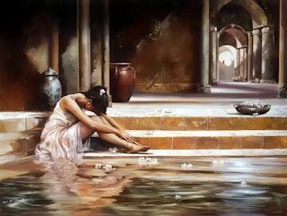 pinturas-entendimiento-profundo-con-naturaleza-humana mujeres-pintuiras-realismo-impresionismo