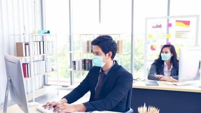 Adaptasi Kebiasaan Baru, Ini 5 Tips Aman Bekerja di Kantor Saat Pandemi