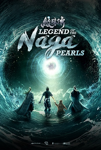 Legend Of The Naga Pearls 2017 WEB-DL 480p Dual Audio Hindi 300MB