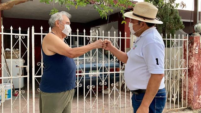 """""""Panchito"""" Torres a favor del bienestar nutricional de la sociedad"""