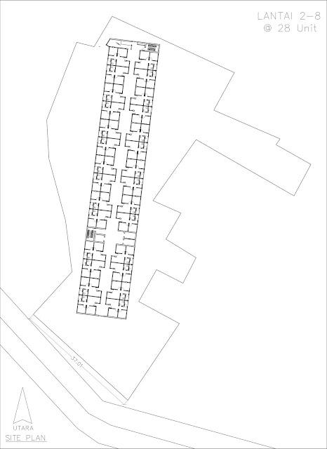 Rencana Apartemen