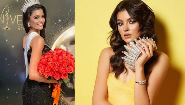 Bianca Tirsin es Miss Universe Romania 2020