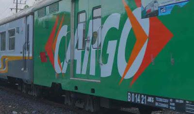 Kereta Barang Bagasi KA Wijayakusuma