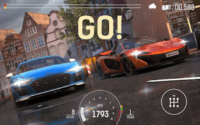 Nitro Nation Drag & Drift Mod Apk + OBB Free Download