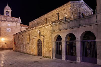 iglesia, San Tirso, Oviedo