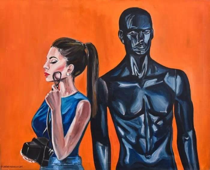 Мир искусства. Sasha Robinson 6