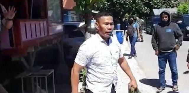 Berkas Lengkap, Ruslan Buton Diserahkan Ke Kejaksaan Negeri Jaksel Besok