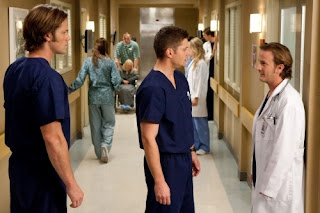 Supernatural season 5 episode 8