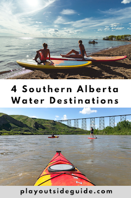 Four southern Alberta water destinations