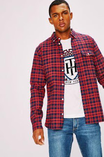 TOMMY JEANS - CAMASA