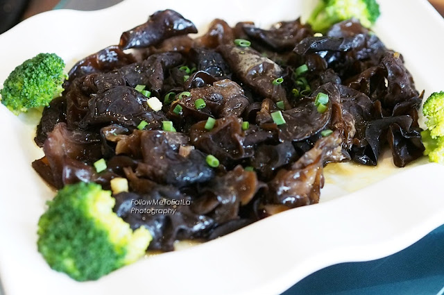 Shunde Steamed Black Fungus