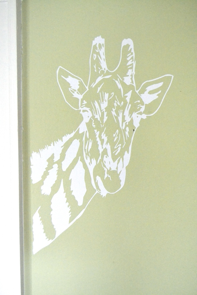 Best Decals Etsy Giraffe Decal