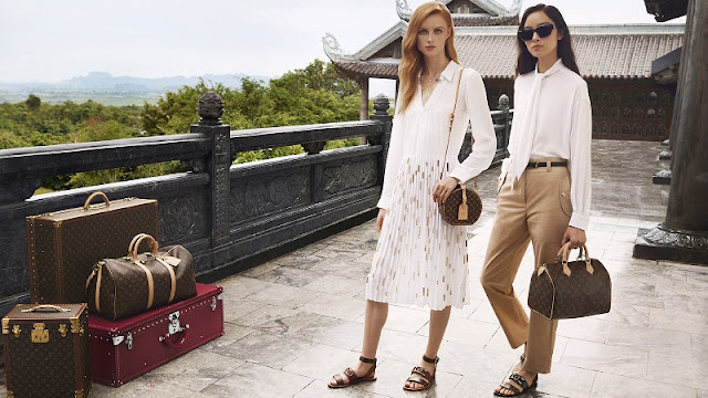Vietnam's scenery featured in new Louis Vuitton campaign 2