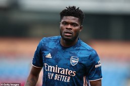 Thomas Partey reveals it hard to adapt to Mikel Arteta's style of play