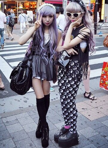japanese emo girls