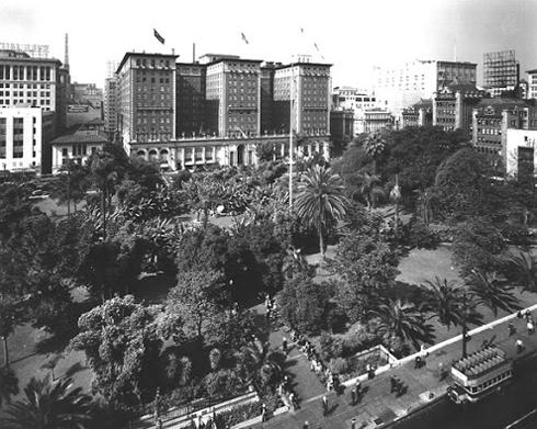 Millennium Biltmore Hotel Vintage Los Angeles
